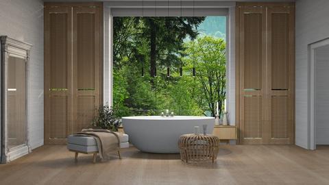 Contest No2 - Bathroom  - by Victoria_happy2021