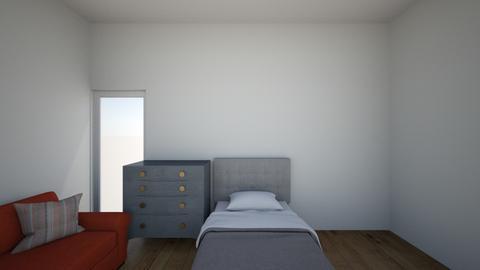zaid room - Modern - Bedroom  - by iJordano