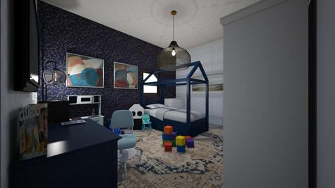 rich family 123 - Modern - Kids room  - by katahie12345
