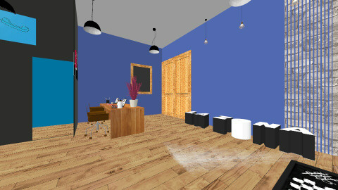 RECEPCION - Eclectic - Office - by TK Mont