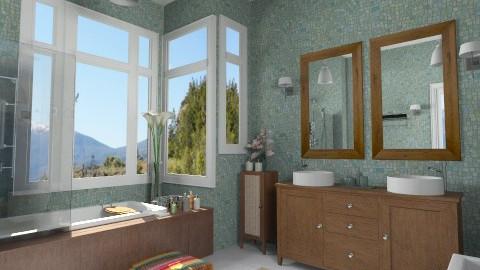 bathroom - Bathroom - by gaby8866