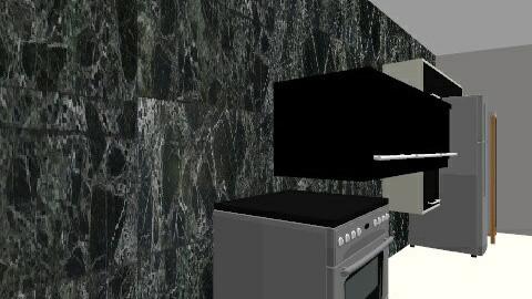 cozinha santa rosa ape - Classic - Kitchen  - by Luciana lopes