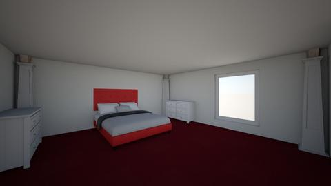 INT DESIGN FINAL - Bedroom  - by Tanner12