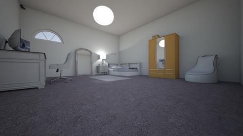 Safae challouki - Bedroom  - by Sint Eduardus