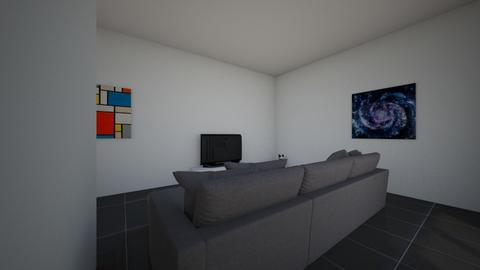 Andrew - Modern - Living room  - by CTE Exploratory classwork page