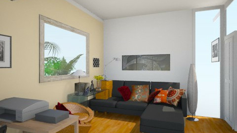 Lounge Couch view - Eclectic - Kitchen  - by Radiant Rebecca