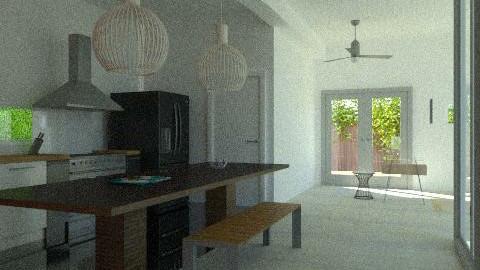 CASA MAREA NEW... 12 - Eclectic - Kitchen  - by ARMIDA 1