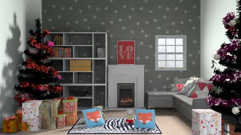 Is it begining to snow? - Modern - Living room - by popso3144