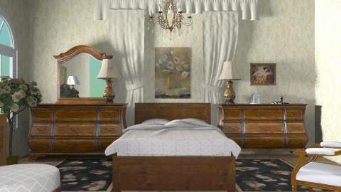 Classic- - Classic - Bedroom  - by milyca8