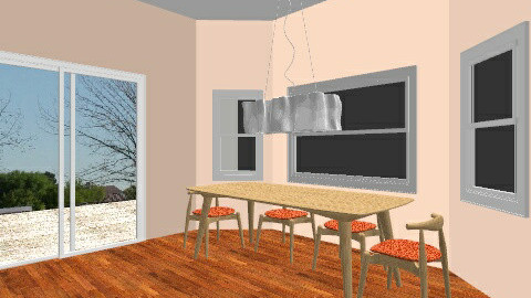 Naomikitchen2 - Living room - by solesan7