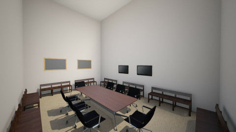AV Team Office 3 - Minimal - Office  - by IshamJake