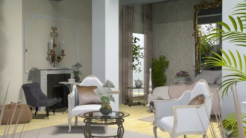 royal suite - Classic - Bedroom  - by desireh
