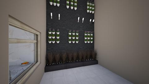 muro verde - Garden  - by Claudia Servin leyva
