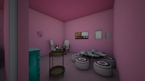 Sallys Room - Kids room  - by VickV