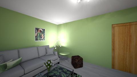 living  - Living room  - by maria szakacs