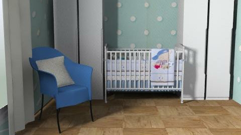 baby! - Country - Kids room  - by Kimberleyx