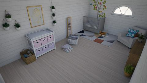 Nursery - Kids room  - by DreamerStar202
