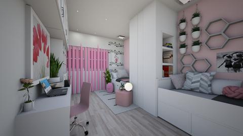 Aesthetic Dorm  - Feminine - by Annalise_585333