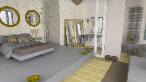 Cappuccino Dorato - Classic - Bedroom  - by giulygi