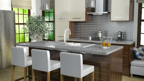 cotswolds kitchen 2 - Modern - Kitchen - by ezamko