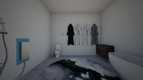 Family bathroom - Modern - Bathroom  - by Louisa caulton