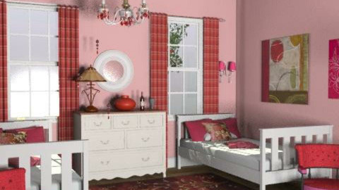 Ruby - Eclectic - Bedroom  - by milyca8
