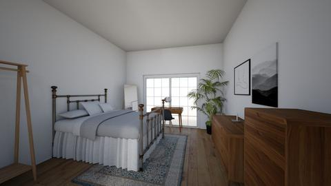 Proberen IIII - Bedroom - by Lieke138