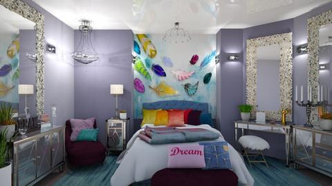 dream on - by Teri Dawn