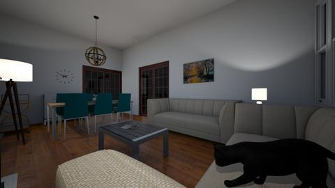 Living Room 1 Tottenham - Classic - Living room - by Lextay