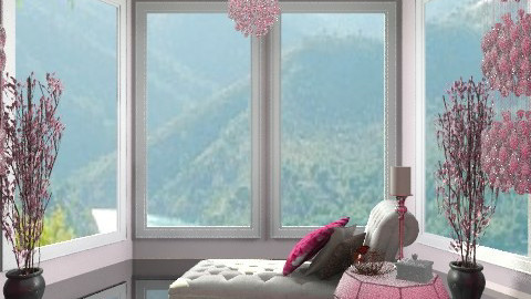 To see view - Glamour - Living room  - by miss pink