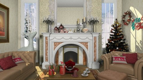 Christmas - Vintage - by deleted_1566988695_Saharasaraharas