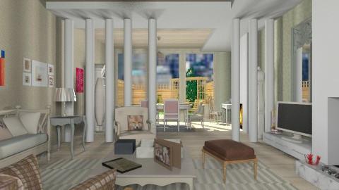 Treasures - Eclectic - Living room  - by mrschicken