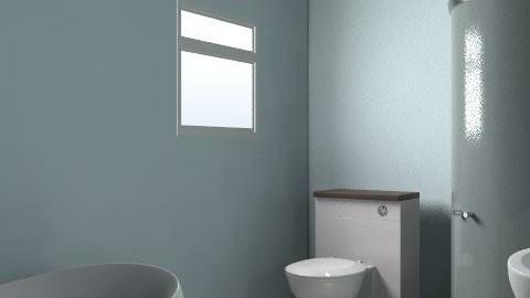 bathroom d/s - Minimal - Bathroom  - by lullabybunny