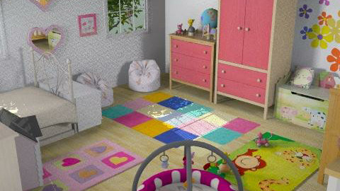 Childs Bedroom 0.5 - Classic - Bedroom  - by deleted_1519128424_HeatherInWonderl