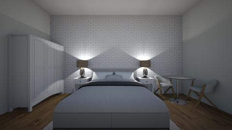 Cuarto principal - Modern - Bedroom  - by Vale Nolte
