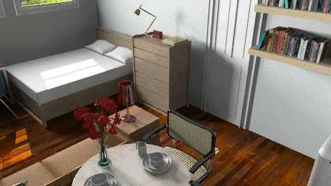small room - Eclectic - by malinda13