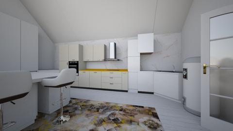 Kitchen dream 1 - Modern - Kitchen - by Loopsyloo