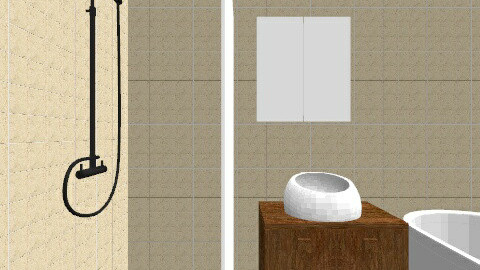 kevin saunders21 - Minimal - Bathroom  - by kevin1958