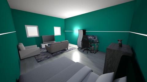 Game room  - by ibdesignclass