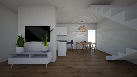 Liraz 25 - Living room  - by erlichroni