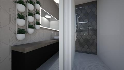 City bathroom - Bathroom  - by 27liedtke
