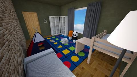 Kids bedroom - Modern - Kids room  - by YeeterFliesBackwards