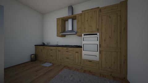kitchen - Kitchen - by ariellee