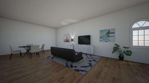 symmetric room - Living room  - by jackpot_16
