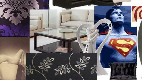 1 - Modern - Living room - by sammy G