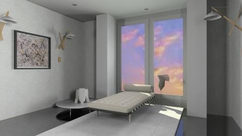 Zen Haven - Minimal - Bathroom  - by Sharon Barnes