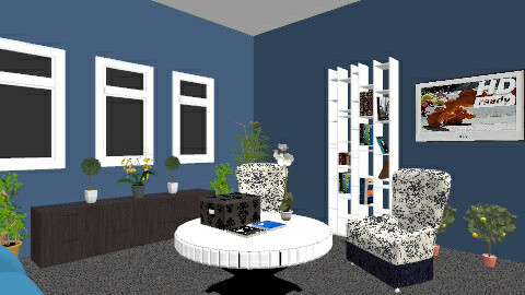 md - Living room - by pusztacity