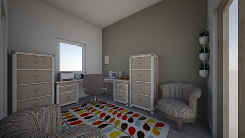 Plunkett Office Idea 2  - Office - by meganmaher1