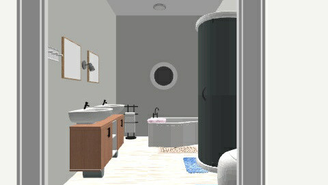 bathroom  - Minimal - Bathroom  - by ayukmustika