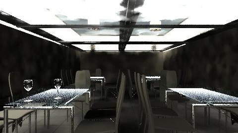 santana restaurant - Classic - Hallway - by henrysegura69